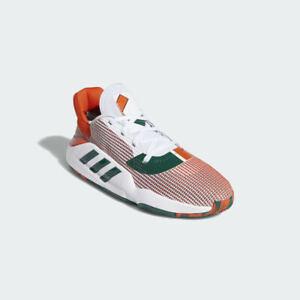 adidas Pro Bounce 2019 Low Size 11 White/Orange RRP £90 Brand New EE3893 RARE