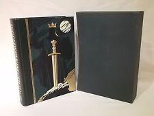 Legends of King Arthur - Richard Barber - Folio Society 2000 First Edition (N)