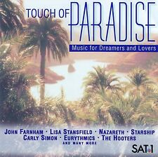 TOUCH OF PARADISE - MUSIC FOR DREAMERS AND LOVERS / CD (BMG ARIOLA MILLER 1995)