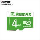Remax Full 4GB 8GB 16GB 32GB 64GB Micro SD SDHC TF Flash Memory Card Storage