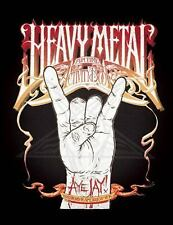 Heavy Metal Fun Time Activity Book By Morano Aye Jay