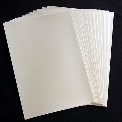 1x Wasserschiebefolie Decal Folie Decalfolie DIN A4 transparent für Laserdrucker