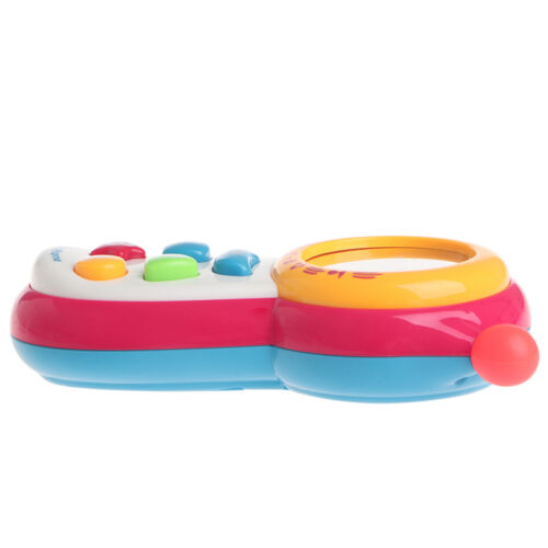 Baby Kids Musical Phone Toy Toddler Children Sound Learning Educational Toy Gift