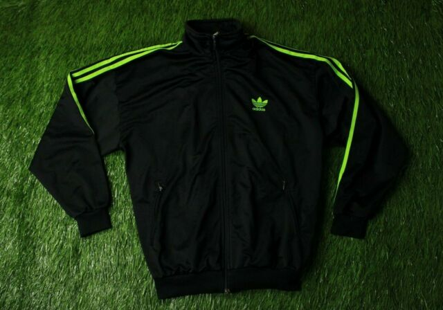 ADIDAS ORIGINAL MENS VINTAGE 90'S CASUAL TRACK TOP JACKET SIZE M 4042 F 180 D 6