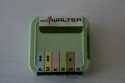WMP35 P6003-D14,00R Walter Carbide Drill Inserts