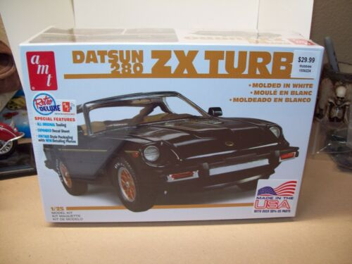 AMT Datsun 280 ZX Turbo 1//25 scale