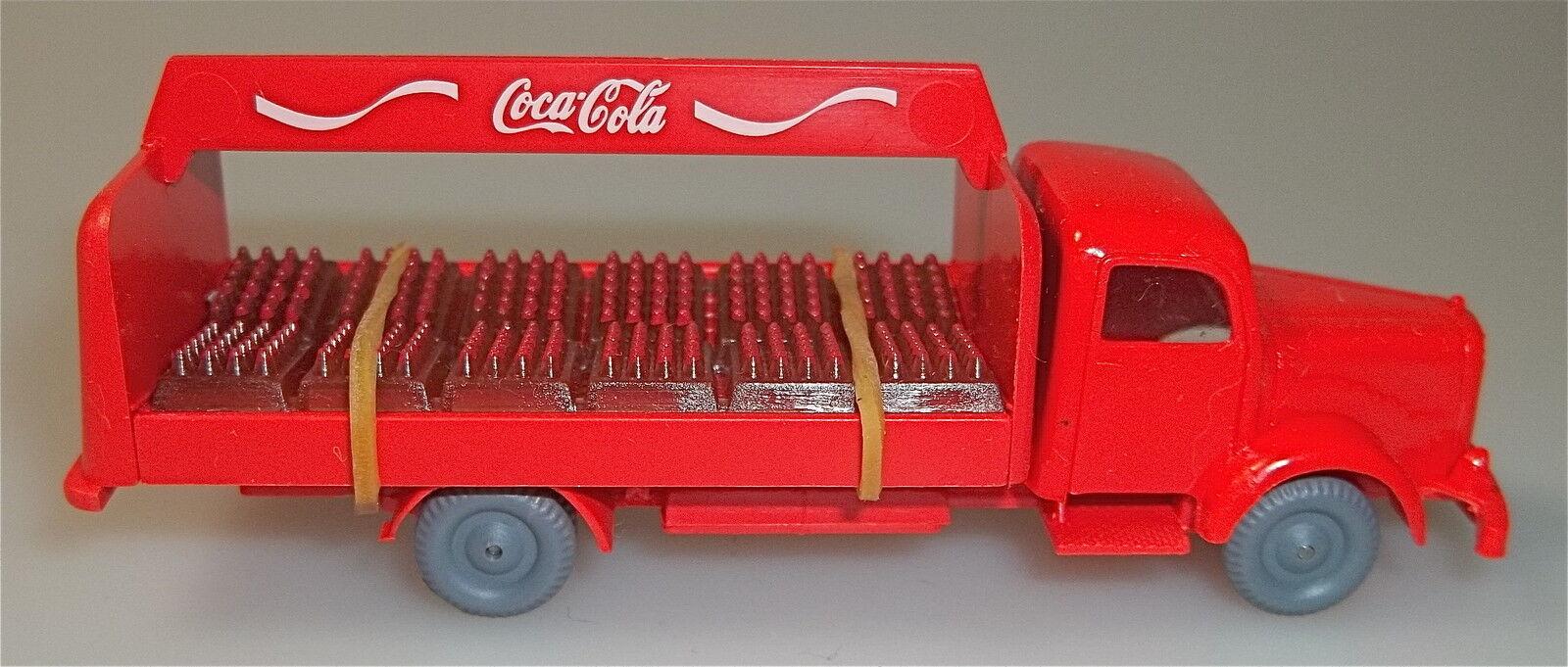 Coca Cola Transportador de Bebidas R R Mercedes 5000 Imu 1 87 Å