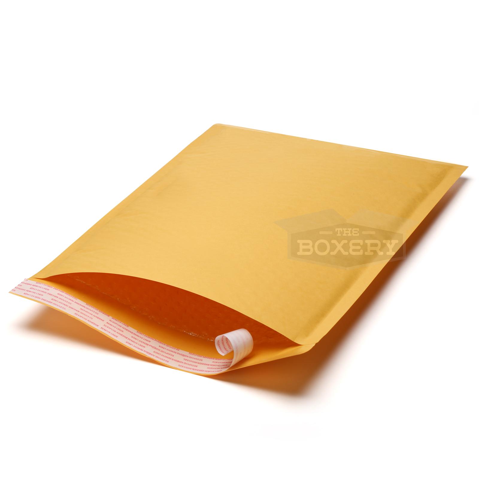 "50PCS #2 8.5/""x12/"" Poly Bubble Padded Envelope Shipping Mailer Seal Bag"