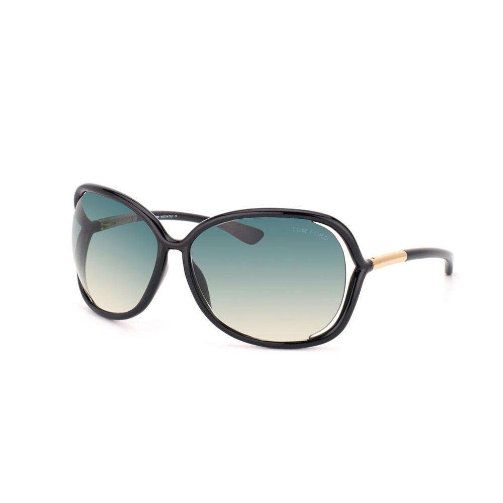 TOM FORD Damen Sonnenbrille RAQUEL FT0076S 199 Schwarz   Grau verlauf NEU + Etui       Verbraucher zuerst    Neues Produkt    Hochwertige Materialien