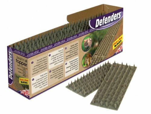 Les défenseurs de briques /'n/' Sill Topper polyédriques Strip-STV906