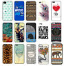 Various Fashion Pattern Protector Back Case Cover for Apple iPhone 5 5S 5C 6