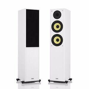 1-Paar-Standlautsprecher-mohr-SL20-weiss-Standboxen-Lautsprecherboxen-HiFi