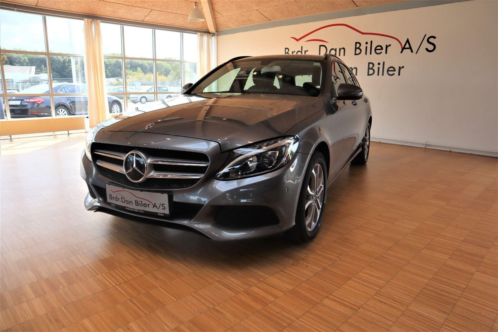 Mercedes C220 d 2,2 Business stc. aut. 5d - 319.800 kr.