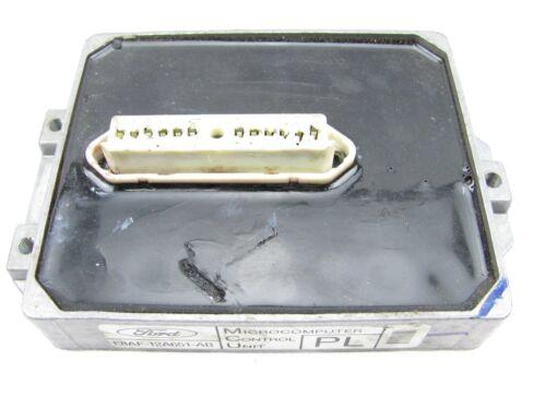 NOS OEM Ford E8AF-12A651-AB Engine Control Module ECM 84-91 Ford Police 5.8L 351