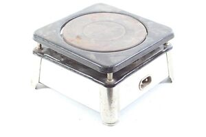 Age-Electric-Camping-Stove-GDR-Hot-Plate-Cult-Retro-Kitchen-1200-Watt