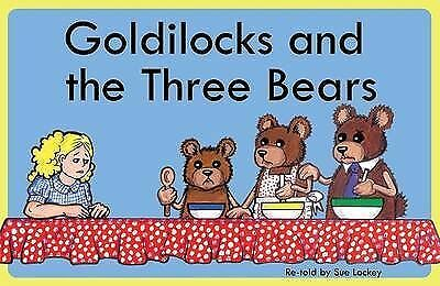 Goldilocks and the Three Bears, Lockey, Sue, Very Good Book