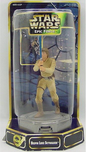 Kenner STAR WARS Bespin Luke Skywalker ++FREE SHIP++