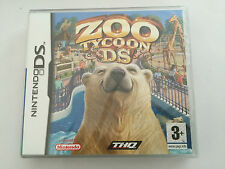 Zoo Tycoon For Nintendo DS, DSi & 2DS (New & Sealed)