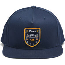 40716d9f688 item 2 Vans Off The Wall X Chima Snapback Blue Mens Hat Cap Embroidered  Patch SY to LA -Vans Off The Wall X Chima Snapback Blue Mens Hat Cap  Embroidered ...