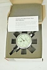 Mahr Federal Dial Indicator Wc81 Waterproof 0100 Range 00005 Grad