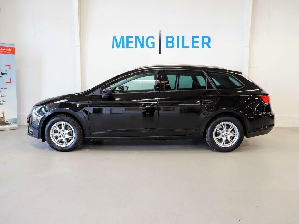 Seat Leon 1,6 TDi 110 Style ST DSG Van Diesel aut.
