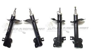 Pour-Nissan-X-Trail-01-07-Avant-Arriere-Suspension-2-amortisseurs-Shockers