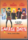 GARAGE DAYS - DVD (USATO EX RENTAL)