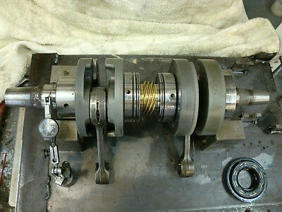 Firecat crankshaft 700cc 600cc engine motor F7 F6 M6 M7 carburated 03-06 Used