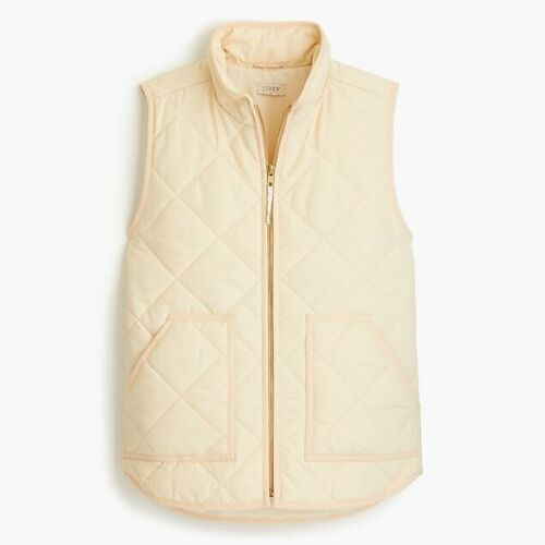 J.Crew Mercantile Quilted Puffer Vest Nwt Size XL $60
