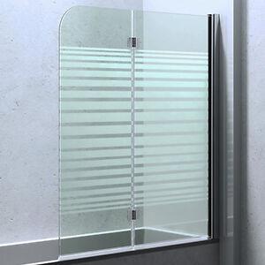 paroi pare douche porte de douche pour baignoire verre de s curit cortona 1408s ebay. Black Bedroom Furniture Sets. Home Design Ideas