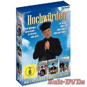 Immer-Arger-mit-Hochwuerden-3-DVD-Box-Georg-Thomalla-Neu-OVP
