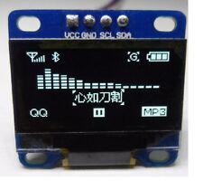 """OLED 0.96"""" I2C IIC SPI Serial 128X64 WHITE Display LCD LED Module for Arduino"""