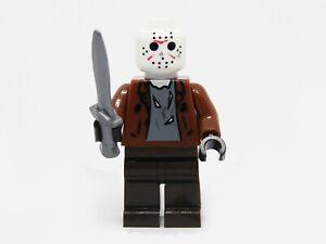 Jason Voorhees Horror Friday 13th Film Mini Figure Unbranded Building Block
