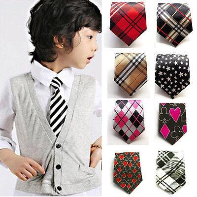 Girls/Boys Fashion Elastic Neck Tie & Bow Tie Toddlers Children Kids Hot