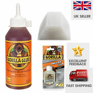 Gorilla Glue For Wood Stone Metal Ceramic Waterproof