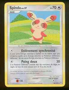 Pokemon-n-46-147-SPINDA-niveau-27-PV70