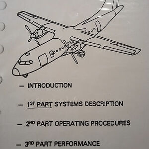 atr 42 f c o m pilot training manuals a 3 volume set ebay rh ebay com atr 72 airplane flight manual atr 72-500 flight manual
