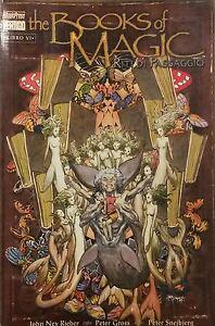 THE-BOOKS-OF-MAGIC-libro-6-Riti-di-passaggio-magic-press-Vertigo