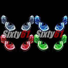Honda CBR 1000RR 2008-2016 CCFL Angel Eyes Headlight Halo light ring kit