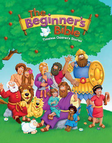 The Beginner's Biblia: Timeless Niños Historias por ,Nuevo Libro,Libre y Rápido