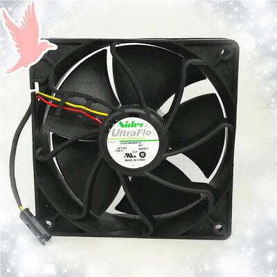 1PC For Nidec fan V12E24BGB5-52 DC24V 1.40A