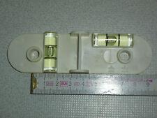 Bohrschablone für Hohlwanddosen / Schalterdosen mit Wasserwaage NEU