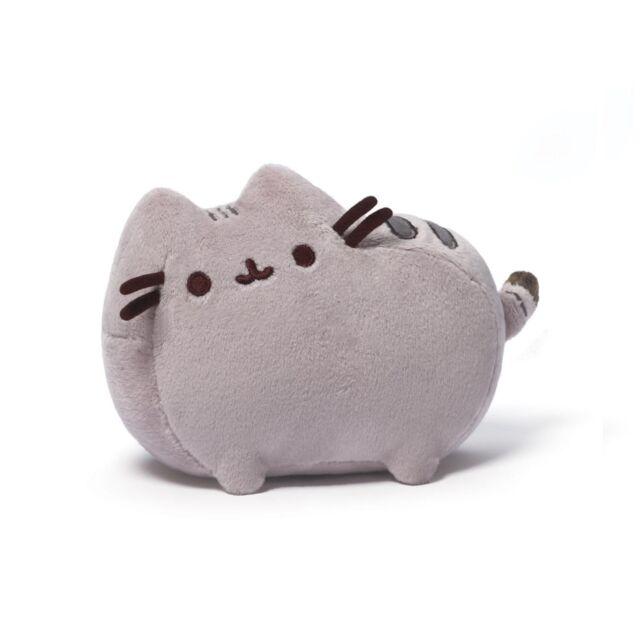Gund 4048095 Pusheen the Grey Cat Small Soft Toy Plush