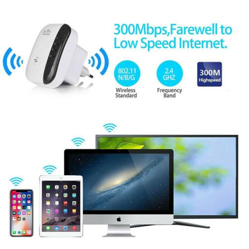 WiFi Booster Speed Wireless