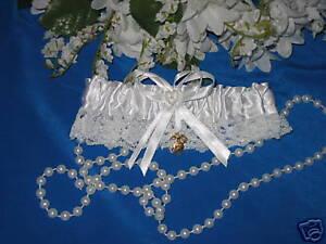 Wedding-Ceremony-Reception-Party-US-Marine-Satin-amp-Lace-Sexy-Garter