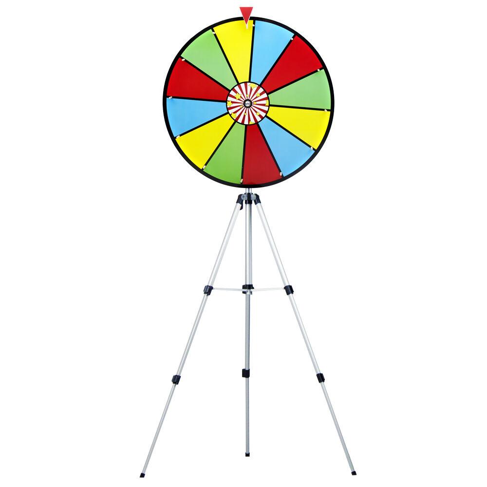 24  Color de la rueda de premio de borrado en seco con soporte de suelo