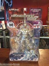 DC Direct Brightest Day C2E2 Exclusive White Lantern THE FLASH Figure MOC