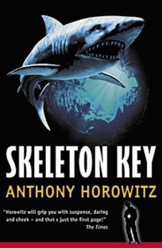 1 of 1 - SKELETON KEY ____ ANTHONY HOROWITZ ___ BRAND NEW ___ FREEPOST UK