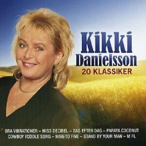 "Kikki Danielsson - ""20 klassiker 1978-2006"" - 2017 - CD Album"