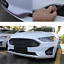 For Ford Fusion Mondeo 2019 Silver Stainless Front Fog Light Lamp Eyebrow Trim